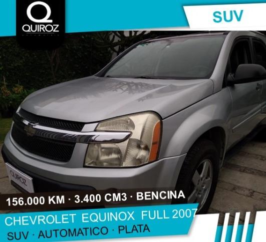Chevrolet Equinox Full At 2007