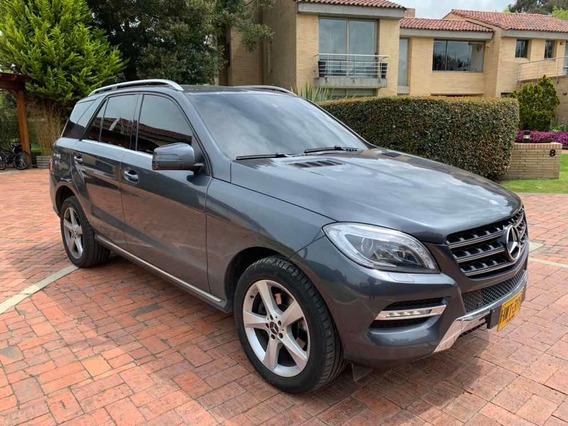Mercedes-benz Clase Ml250 Cdi 4matic 4x4 Td Fe