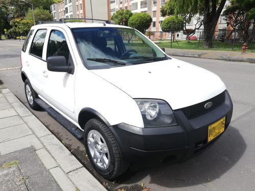 Imagen 1 de 13 de Ford Eco Sport 4x2 Mt