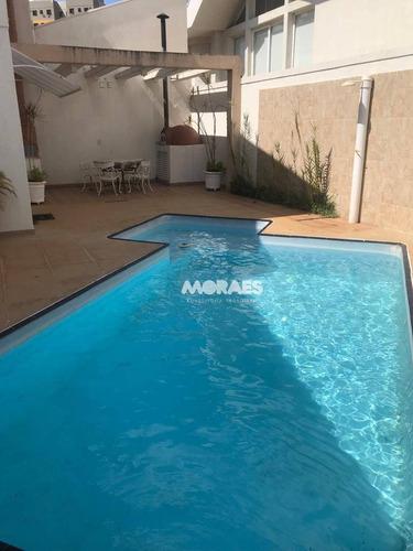 Casa Com 3 Suítes À Venda, 465 M² Por R$ 1.000.000 - Jardim Colonial - Bauru/são Paulo - Ca2026