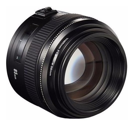 Lente Yongnuo 85mm F1.8 - Canon - Super Promoção!