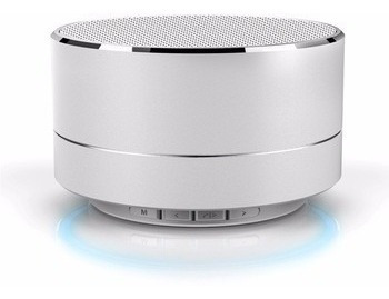 Bocina A10 Bluetooth Portatil Con Altavoz