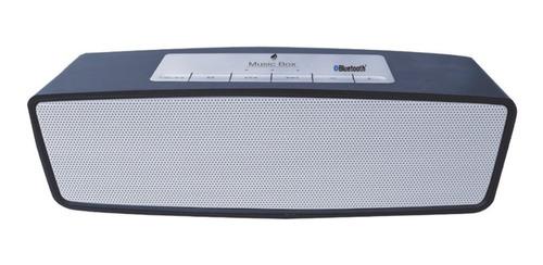 Imagen 1 de 6 de Bocina Recargable Bluetooth Usb Sd Mp3 Aux Fm