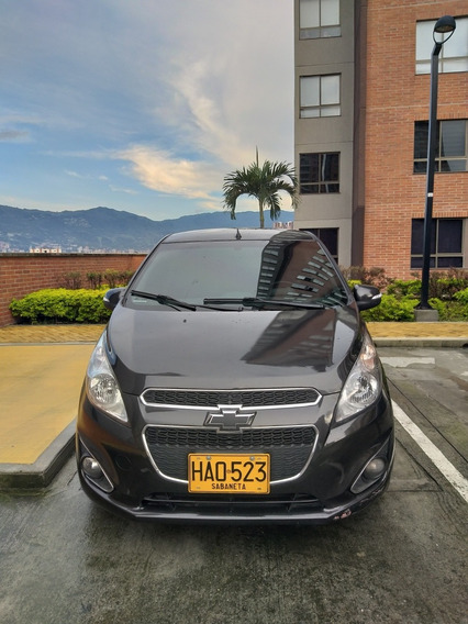 Chevrolet Spark Gt 2015 Ltz Full Equipo