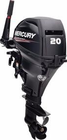 Motor De Popa Mercury 20 Hp 4 Tempos