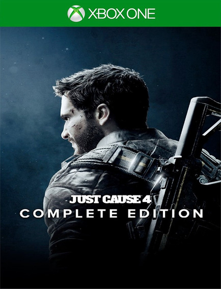 Just Cause 4 Complete - Xbox One (25 Dígitos)