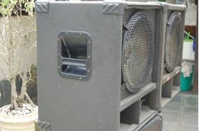 Caixa Acústica Leac