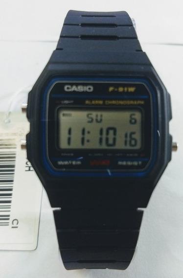 Relógio Casio F91 Original Prova D