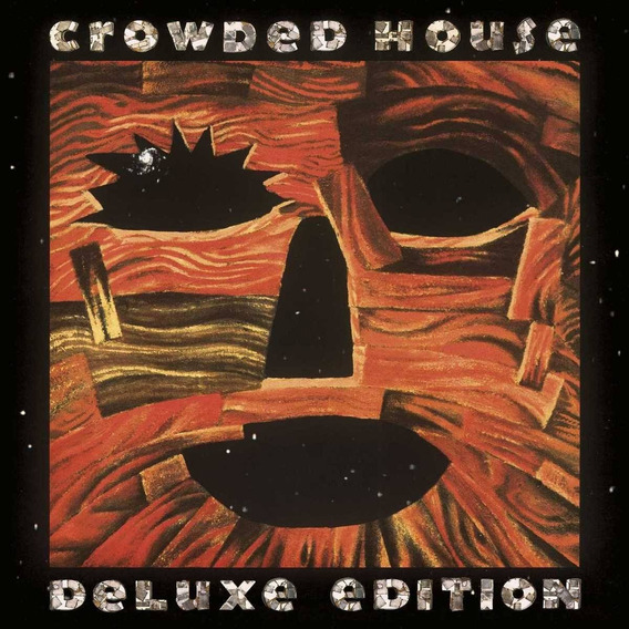 Woodface Crowded House Deluxe Edition Cd