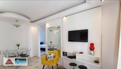 Imagem 1 de 28 de Apartamento Com 2 Dormitórios - Mooca - São Paulo/sp - Ap6545