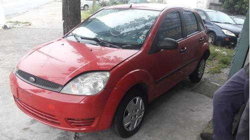 Ford Fiesta 1.6 Com A/c D/h Ano 2004 Sucata Para Peças