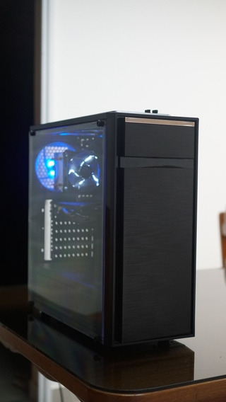 Computador Gamer   Intel Core I5 8th   Galax Gtx 1060 6gb