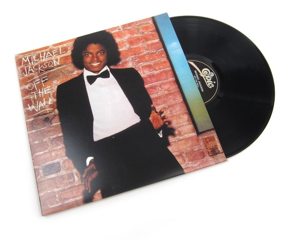 Michael Jackson - Off The Wall [180g Lp] Vinyl Lacrado