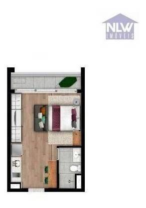 Imagem 1 de 19 de Studio Com 1 Dormitório À Venda, 23 M² Por R$ 319.000,00 - Vila Mariana - São Paulo/sp - St0217