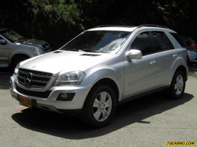Mercedes Benz Clase Ml 350 4matic Tp 3500cc V6