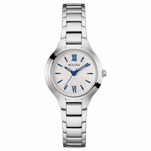 Reloj Bulova Classic 96l215 Mujer Original Agente Oficial