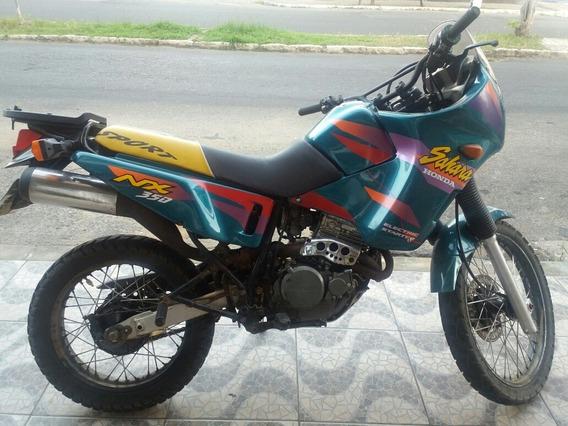 Honda Honda/nx 350 Sahara