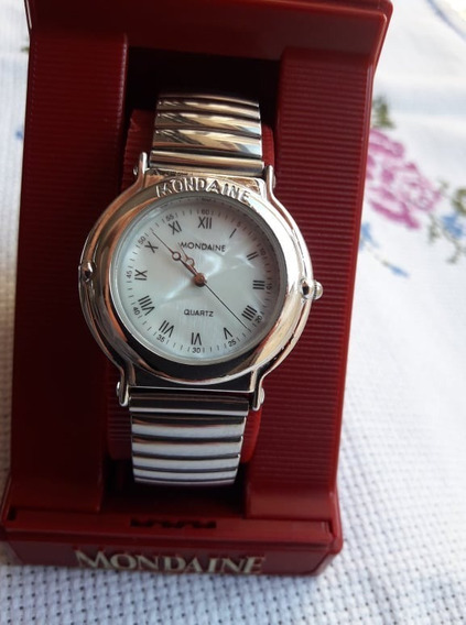 Relógio Mondaine Quartz Original Antigo Funcionando.