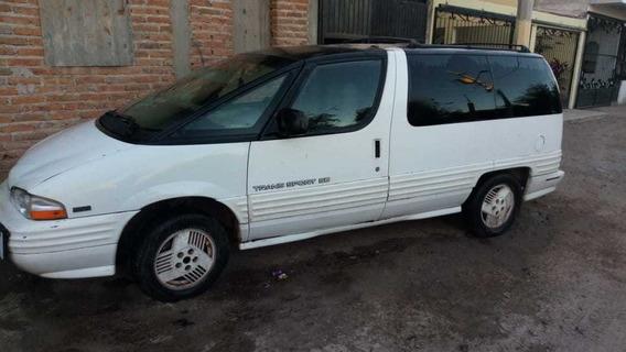Pontiac Trans Sport Se 1996 Motor 3800