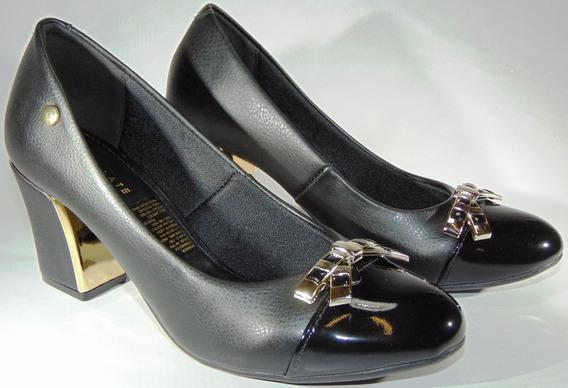Zapatos Estiletos Chocolate Invierno 2018 Mod 11521
