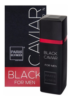 Black Caviar - Masculino - Edt 100 Ml - Paris Elysees