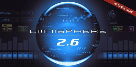 Omnisphere 2.6 + Keyscape + Trilian Windows E Mac
