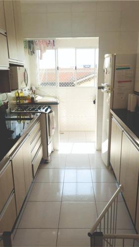 Apartamento Em Jardim Guapituba, Mauá/sp De 66m² 2 Quartos À Venda Por R$ 265.000,00 - Ap654910