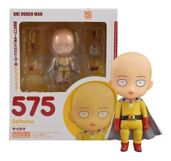 Saitama + Nendoroid + One Punch Man