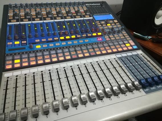 Mesa De Som Presonus Studio Live 16.4.2