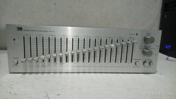 Equalizador Micrologic Me22 Perfeito