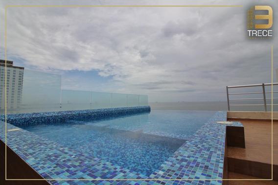 Último Departamento Con Vista Al Mar En Riviera Veracruzana