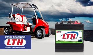 Bateria Carro De Golf Lth
