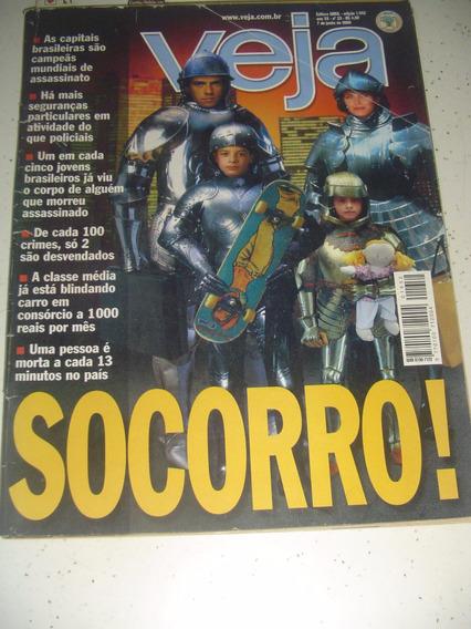 Revista Veja 1652 Amazonia Angelica Sandy Tiazinha Xuxa 2000