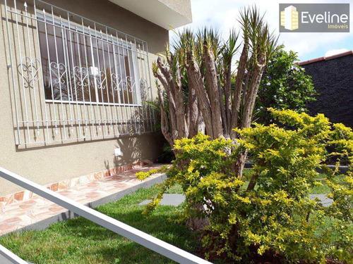 Casa A Venda Em Mogi Das Cruzes De 2 Dorms - Quintal - 2 Vagas - V479