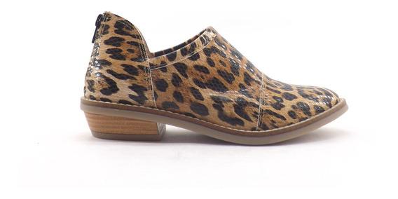 Botineta Zapato Dama Mujer Media Estacion Liquidacion