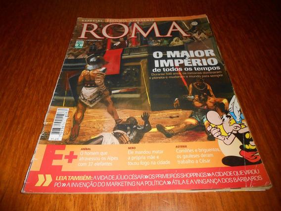 Revista Aventuras Na Historia Especial: Roma.