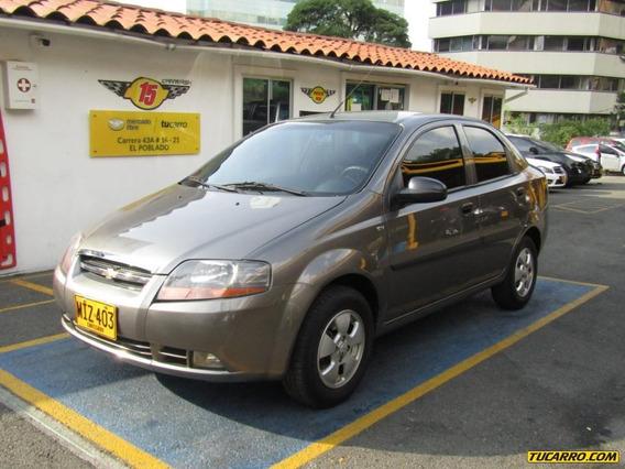 Chevrolet Aveo 1600 Cc Mt