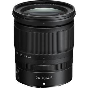 Objetiva Nikon Z 24-70mm F/4 S Nikkor Z6 Z7