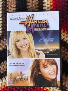 Dvd Hannah Montana - O Filme - Original