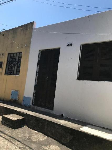 Casa Com 1 Dormitório Para Alugar, 32 M² Por R$ 450,00/mês - Joaquim Távora - Fortaleza/ce - Ca1476