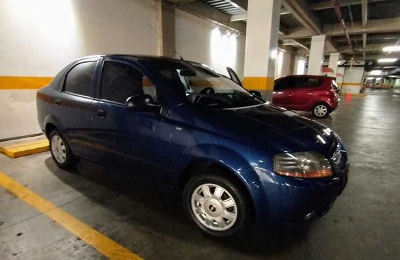 Chevrolet Aveo Aveo Edicion Especia