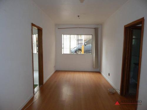 Apartamento Com 2 Dormitórios À Venda, 55 M² Por R$ 216.000,00 - Jardim Irajá - São Bernardo Do Campo/sp - Ap2048