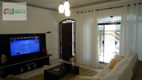 Imagem 1 de 30 de Casa Sobrado Em Vila Sapopemba - São Paulo - 4086