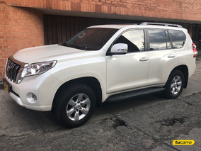 Toyota Prado Txl Automatica