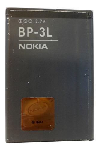 Imagen 1 de 8 de Bateria Original Nokia Bp-3l Lumia 610 (2009) 1300mah E8073