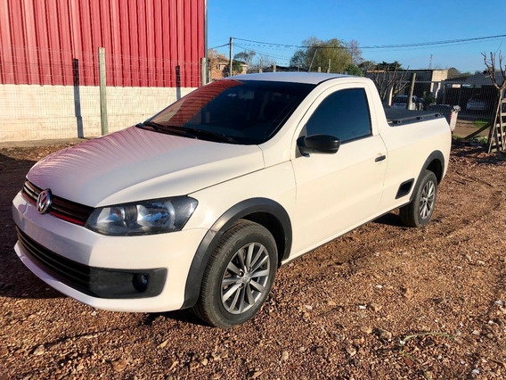 Volkswagen Saveiro 1.6 Cabina Simple Aa+ab+abs