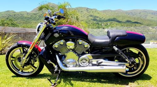 Harley Davidson V-rod Muscle 1250 Cc !!!