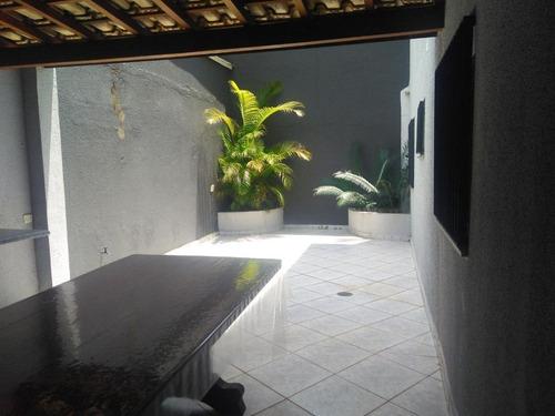 Sobrado Com 2 Dormitórios, 322 M² - Venda Por R$ 1.800.000,00 Ou Aluguel Por R$ 10.000,00/mês - Jardim Bela Vista - Santo André/sp - So1257