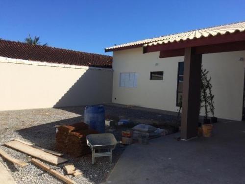 Casa Com 400 Metros Do Mar Em Itanhaém - 7297 | Sanm
