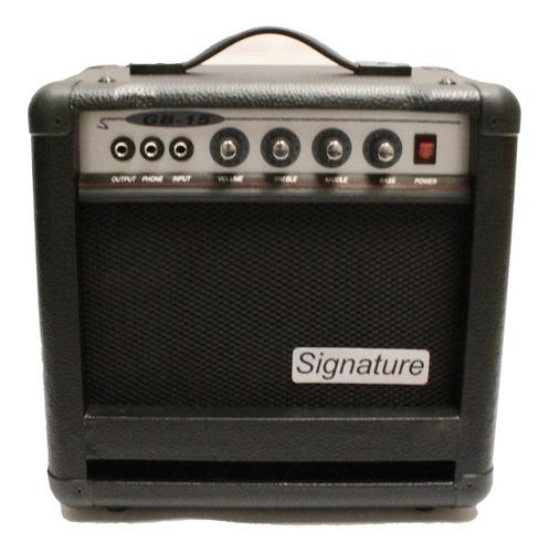 Amplificador De 15 Wts Para Bajo . Nuevo
